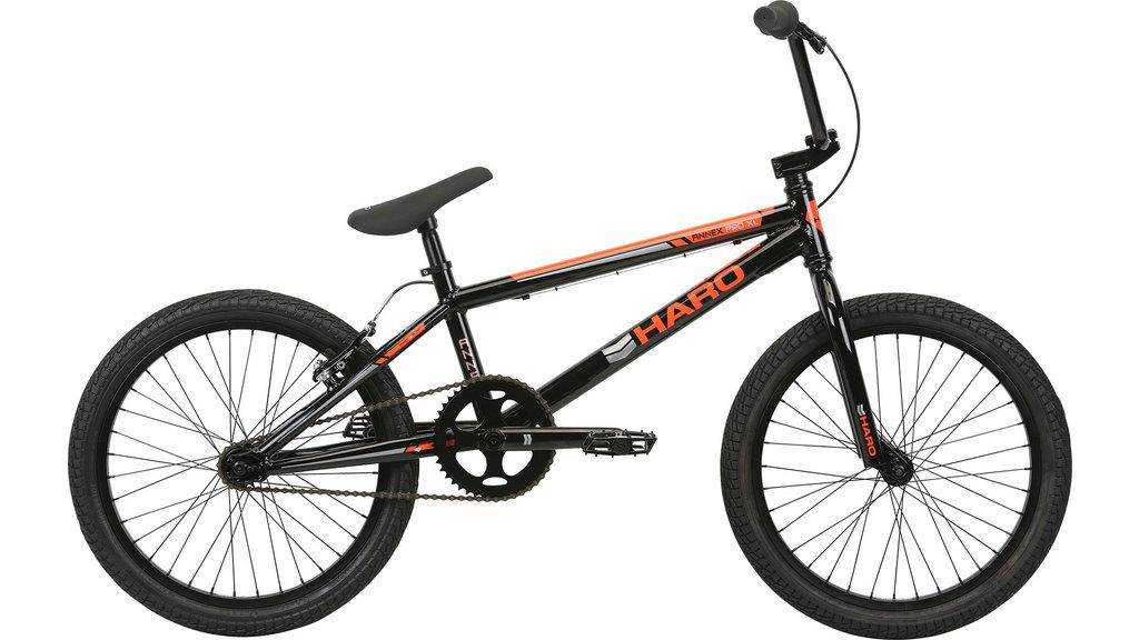 HARO BIKES 2020 HARO ANNEX PRO XL BLACK 21TT
