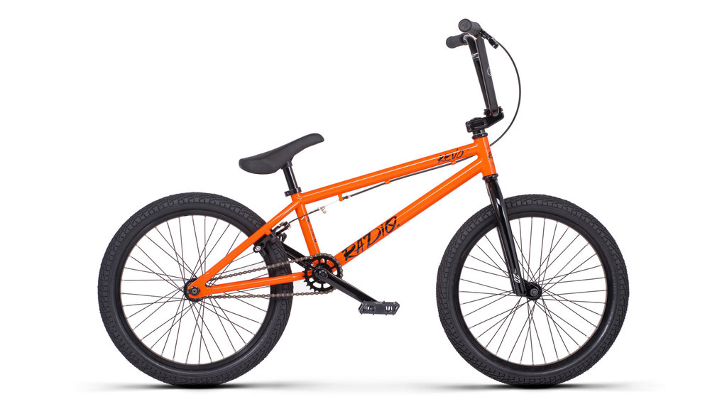 RADIO BIKE CO 2020 RADIO REVO PRO 20 ORANGE 20TT