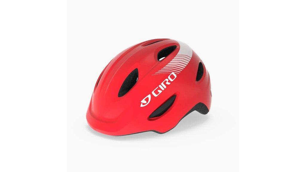 Giro Bike CASQ GIRO SCAMP PETIT ROUGE MAT