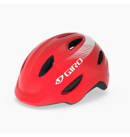 Giro Bike CASQUE GIRO SCAMP ROUGE MAT PETIT