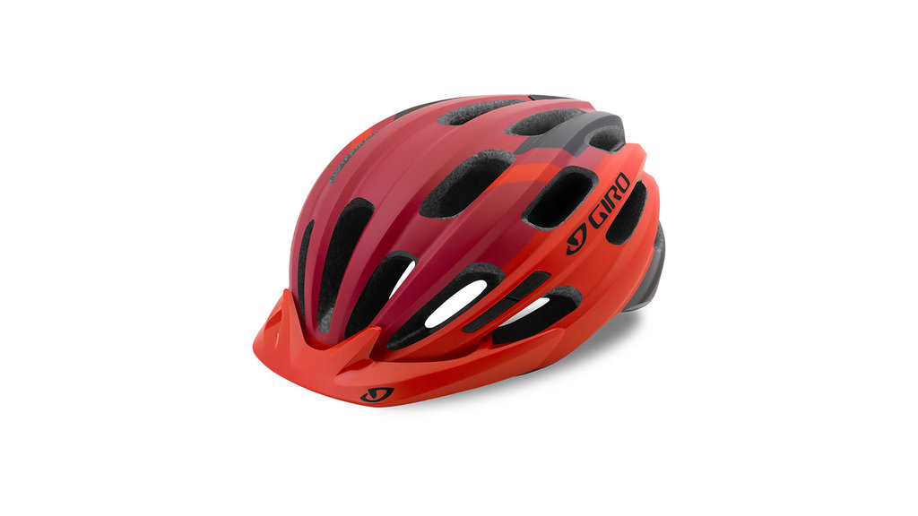 GIRO CASQUE GIRO REGISTER ROUGE