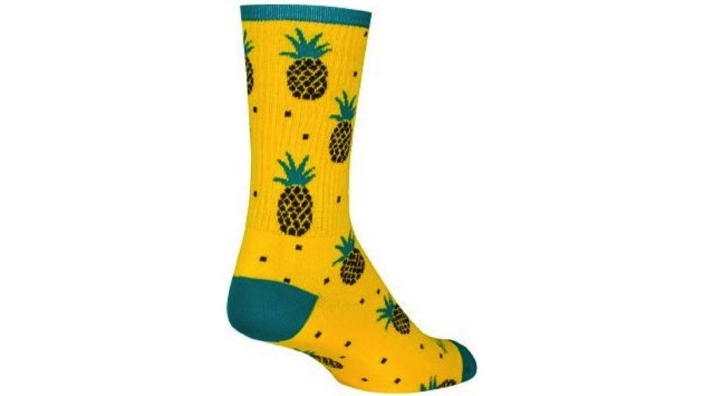 SOCKGUY CHAUSSETTES SOCKGUY 6PO ANANAS