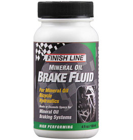 FINISH LINE LIQUIDE DE FREIN MINERAL FINISHLINE 40OZ