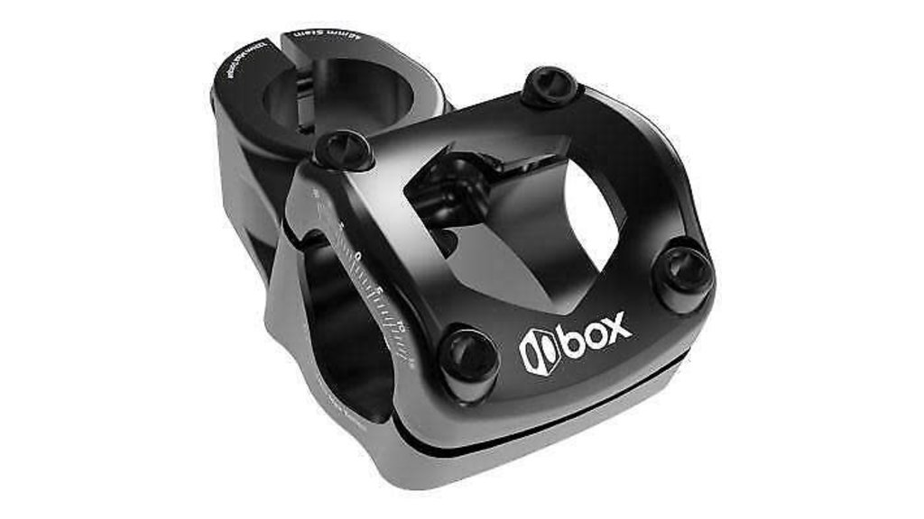 BOX COMPONENTS POTENCE BOX ONE TOP LOAD STEM 48MM NOIR