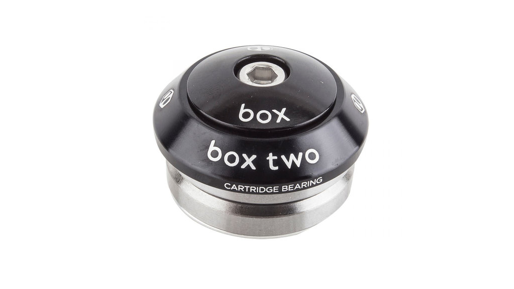 BOX COMPONENTS JEU DE DIRECTION BOX INT TWO ALLU 1-1/8 NOIR