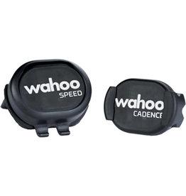 WAHOO WAHOO ENSEMBLE DE CAPTEURS CADENCE RPM