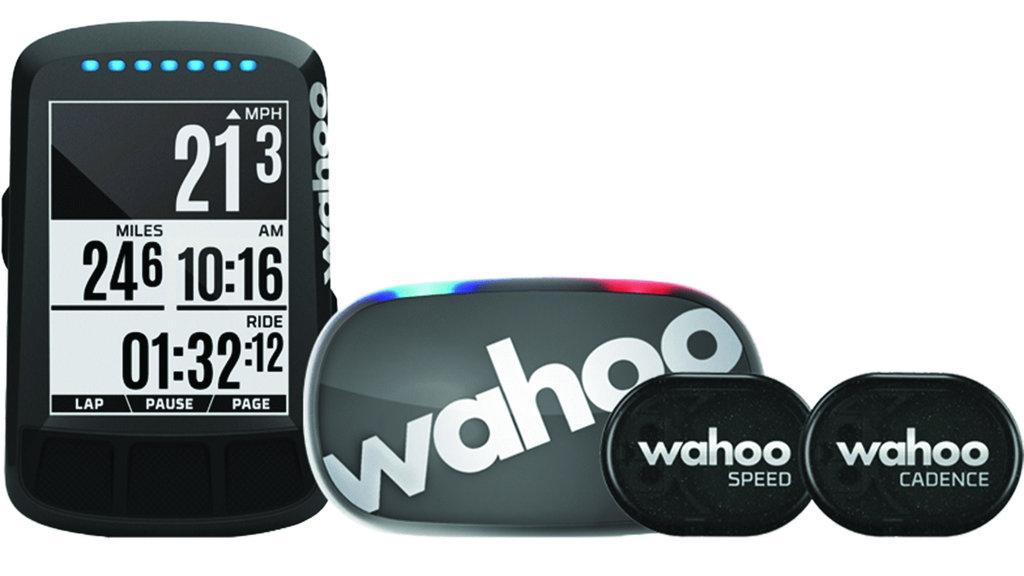 WAHOO FITNESS ENSEMBLE WAHOO ELEMNT BOLT STEALTH GPS