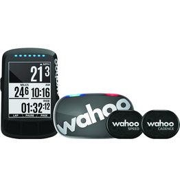 WAHOO CYCLO WAHOO ELEMNT BOLT BUNDLE 2 GPS STLTH