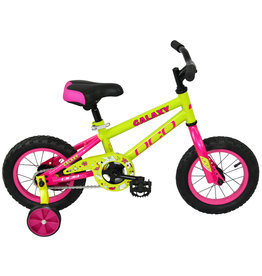 DCO BIKES 2021 DCO GALAXY 12'' LIME/ROSE