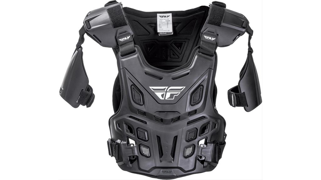 FLY RACING PROTECTION FLY REVEL ROST NOIR ADULTE