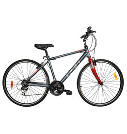 DCO BIKES 2021 DCO DOWNTOWN 702 702 GRIS/ROUGE