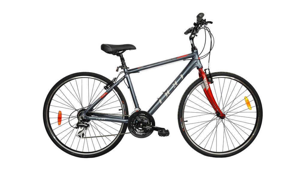DCO BIKES 2021 DCO DOWNTOWN 702 GRIS/ROUGE