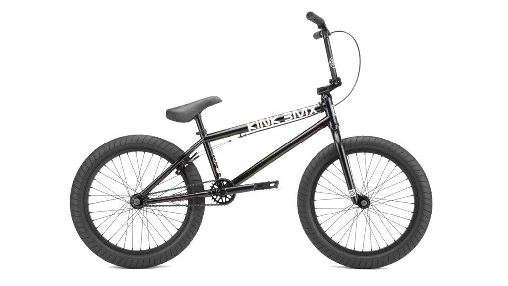 KINK BMX 2022 KINK LAUNCH NOIR LUSTRÉ 20.25TT