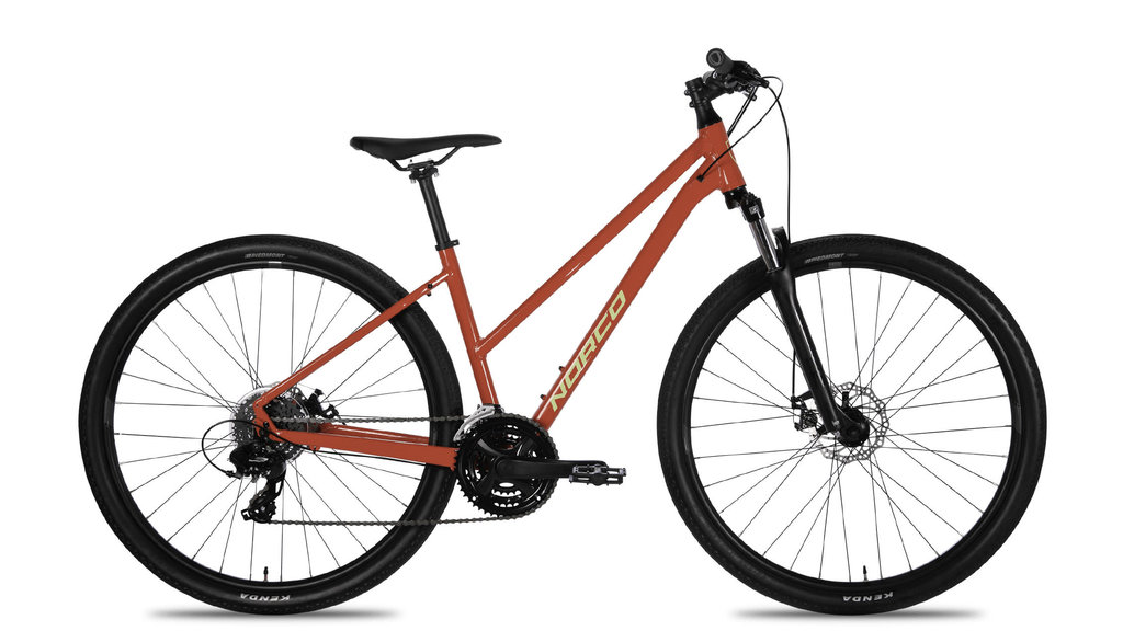 NORCO BICYCLES 2021 NORCO XFR 3 ROUGE/VERT