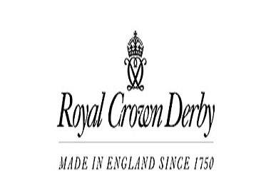 ROYAL CROWN DERBY/ART GLAZE