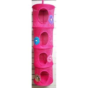 Pink Donuts Hanging Storage