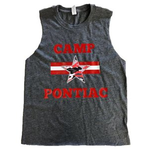 Camo Star and Stripes Sleeveless Shirt