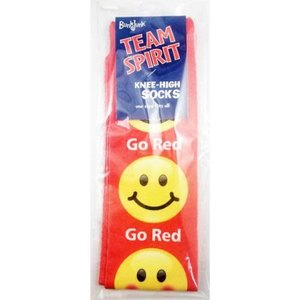 Go Team Emoji Sock