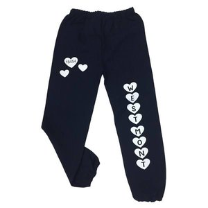 Cozy Camp Heart Sweats