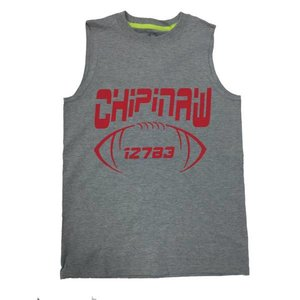 Football Sleeveless Camp Shirt