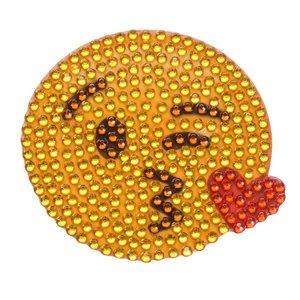 Kissing Emoji StickerBean