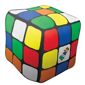 Rubik's Cube Pillow