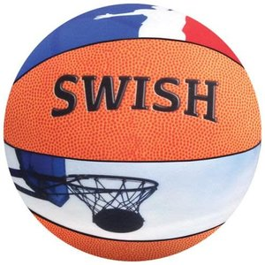 Basketball Swish Pillow