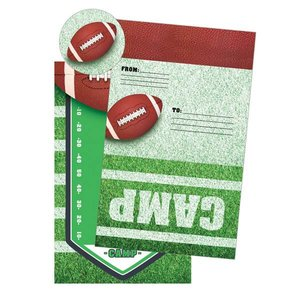 Football Foldover Cards