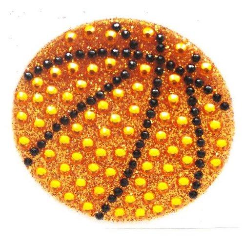 Basketball StickerBean