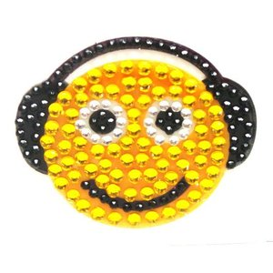 Smiley Beats StickerBean