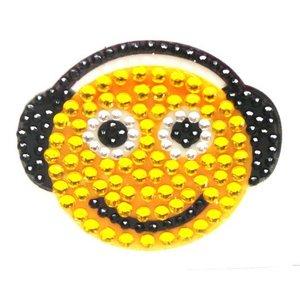 Smiley Beats StickerBean