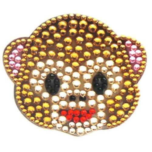 Monkey StickerBean