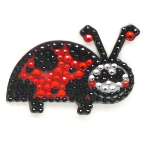 Lady Bug StickerBean