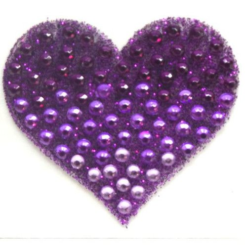 Ombre Heart StickerBean