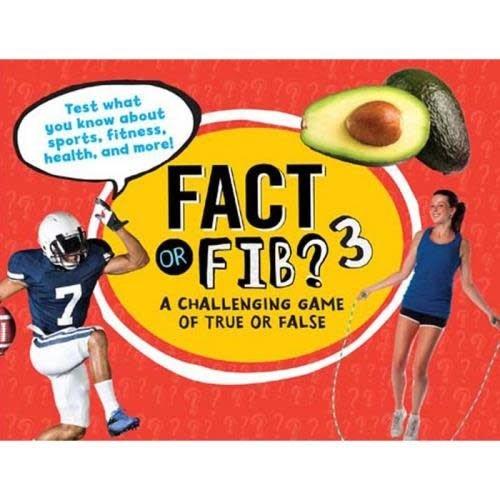 Fact or Fib 3 - Sports
