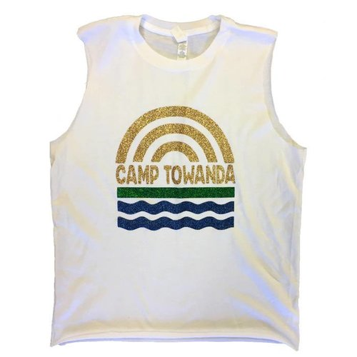 Camp Logo Sleeveless Shirt