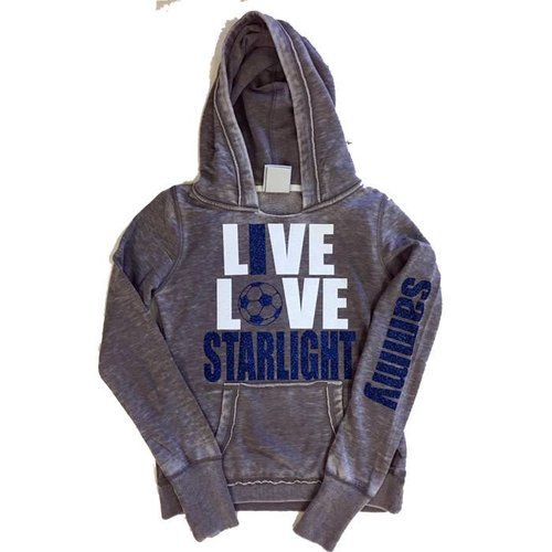 Live, Love Sports Pullover