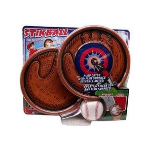Stikball with StikZONE Target
