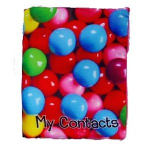 Gumballs Address Book