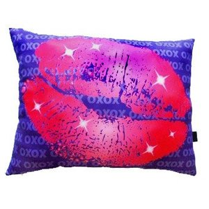 Kisses Autograph Pillow