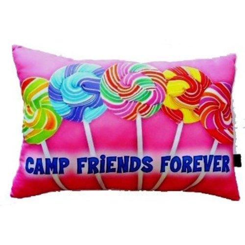 Camp Lollies Autograph Pillow