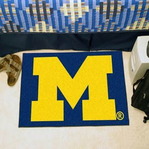 University of Michigan Starter Mat