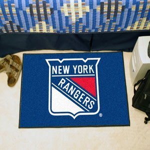 NY Rangers Starter Mat