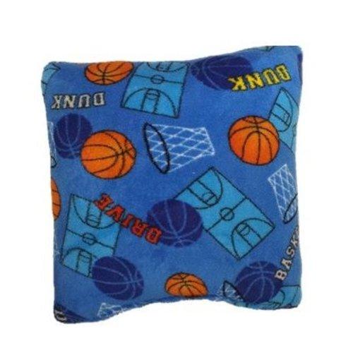 Basketball Square Pillow