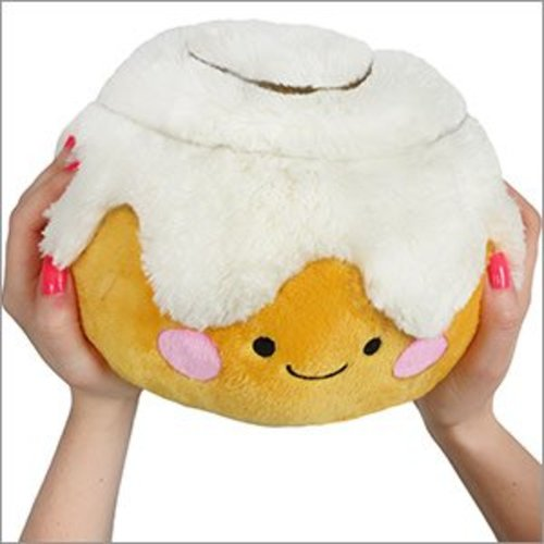 "Squishable 7"" Cinnamon Bun"