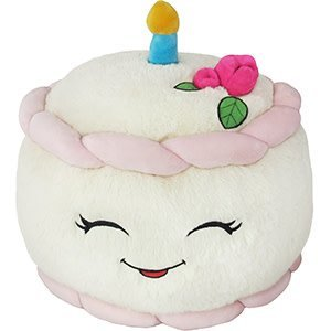 "15"" Squishable Birthday Cake"