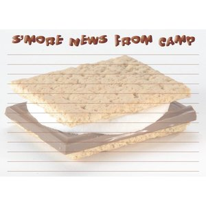 S'more News Notecards
