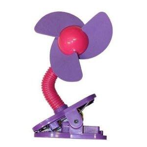 Pink Clip-Fan