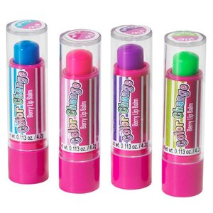 Color Changing Lip Balm