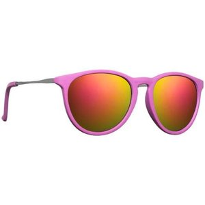 Pink Matte Sunglasses
